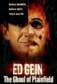 Ed Gein: The Ghoul of Plainfield Poster