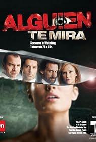 Francisco Melo, Álvaro Rudolphy, Francisco Pérez-Bannen, and Sigrid Alegría in Alguien Te Mira (2007)