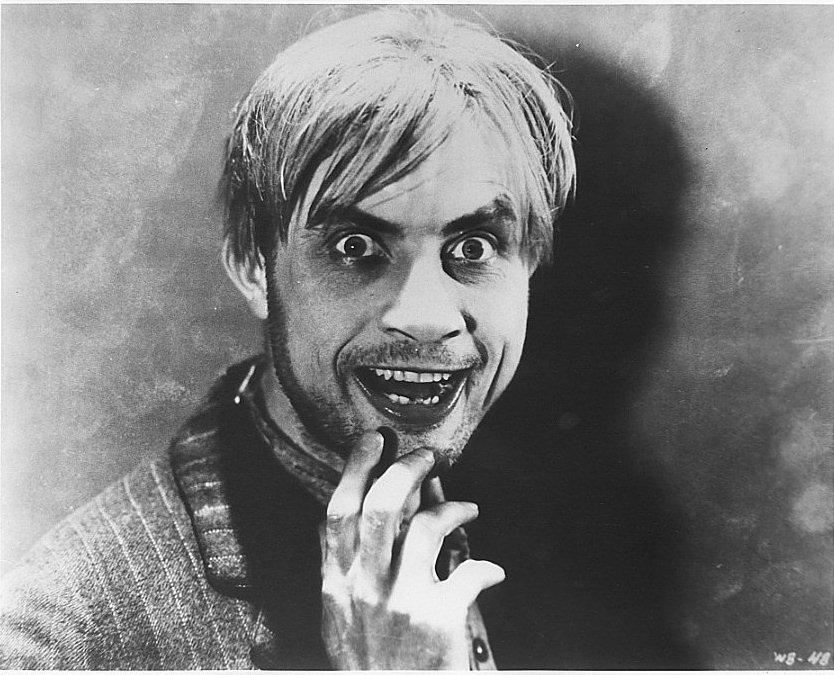 Dwight Frye in The Vampire Bat (1933)