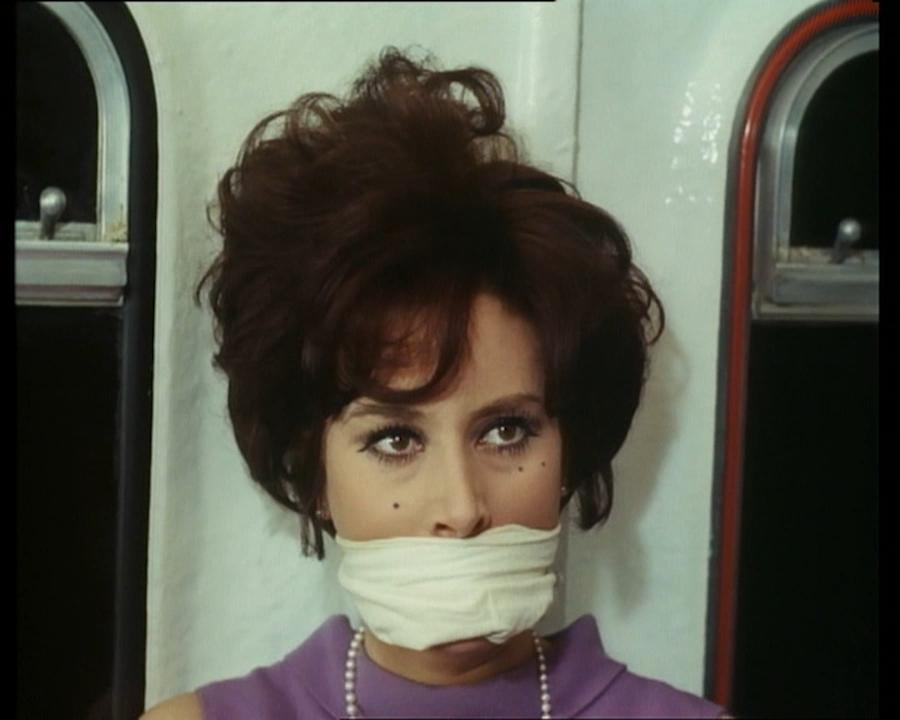 Sue Lloyd in The Baron (1966)