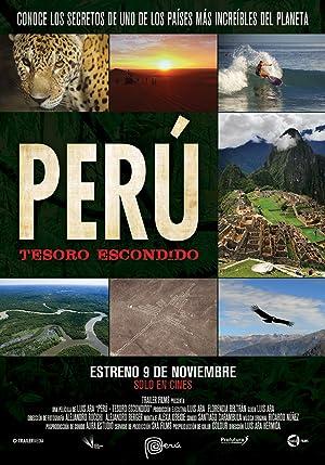Where to stream Perú: tesoro escondido