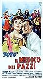 Il medico dei pazzi (1954) Poster