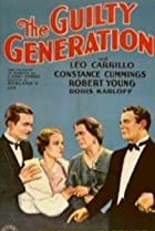 The Guilty Generation (1931) Poster