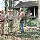 Douglas Dirkson, Bill Thurman, and Clyde Ventura in 'Gator Bait (1973)