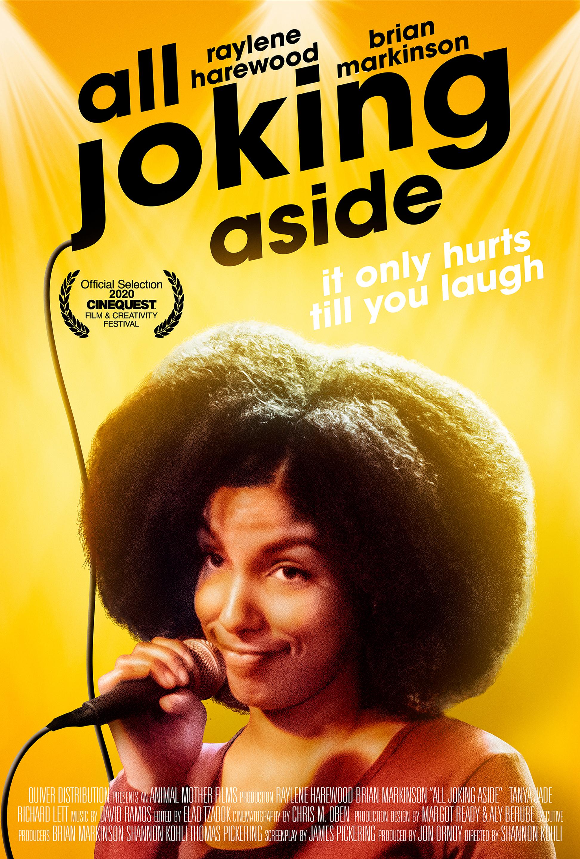 All Joking Aside 2020 English 720p HDRip 797MB Download