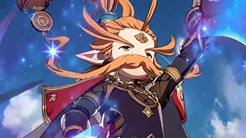 Granblue Fantasy: Versus: Anre DLC Character Trailer