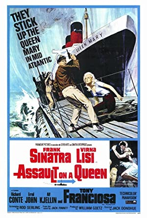 Permalink to Movie Assault on a Queen (1966)