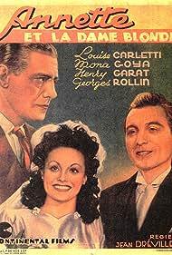 Annette et la dame blonde (1942)