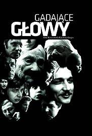 Gadajace glowy Poster