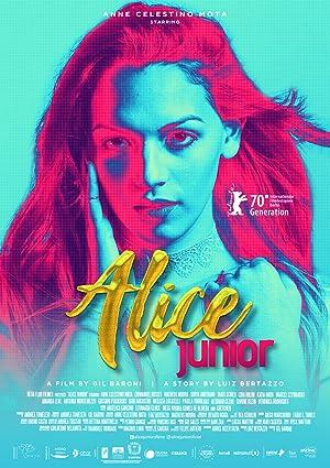 Where to stream Alice Júnior