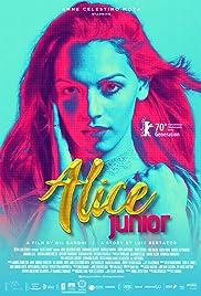 Alice Júnior Poster