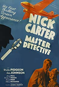 Primary photo for Nick Carter, Master Detective