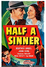 Half a Sinner Poster