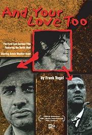 ...und deine Liebe auch (1962) with English Subtitles on DVD on DVD