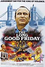 Helen Mirren and Bob Hoskins in The Long Good Friday (1980)