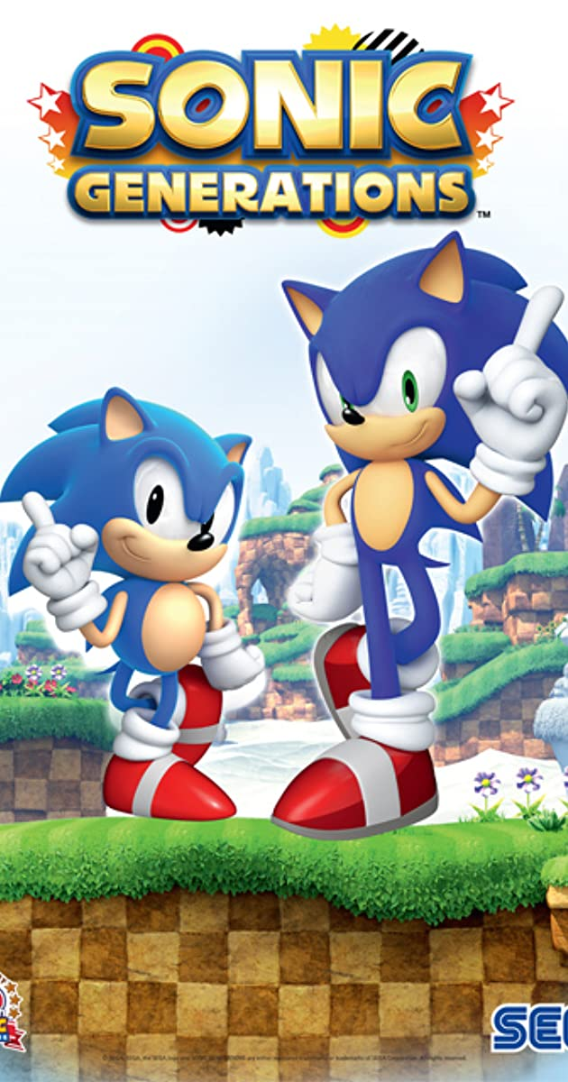 Sonic Generations Video Game 2011 Imdb