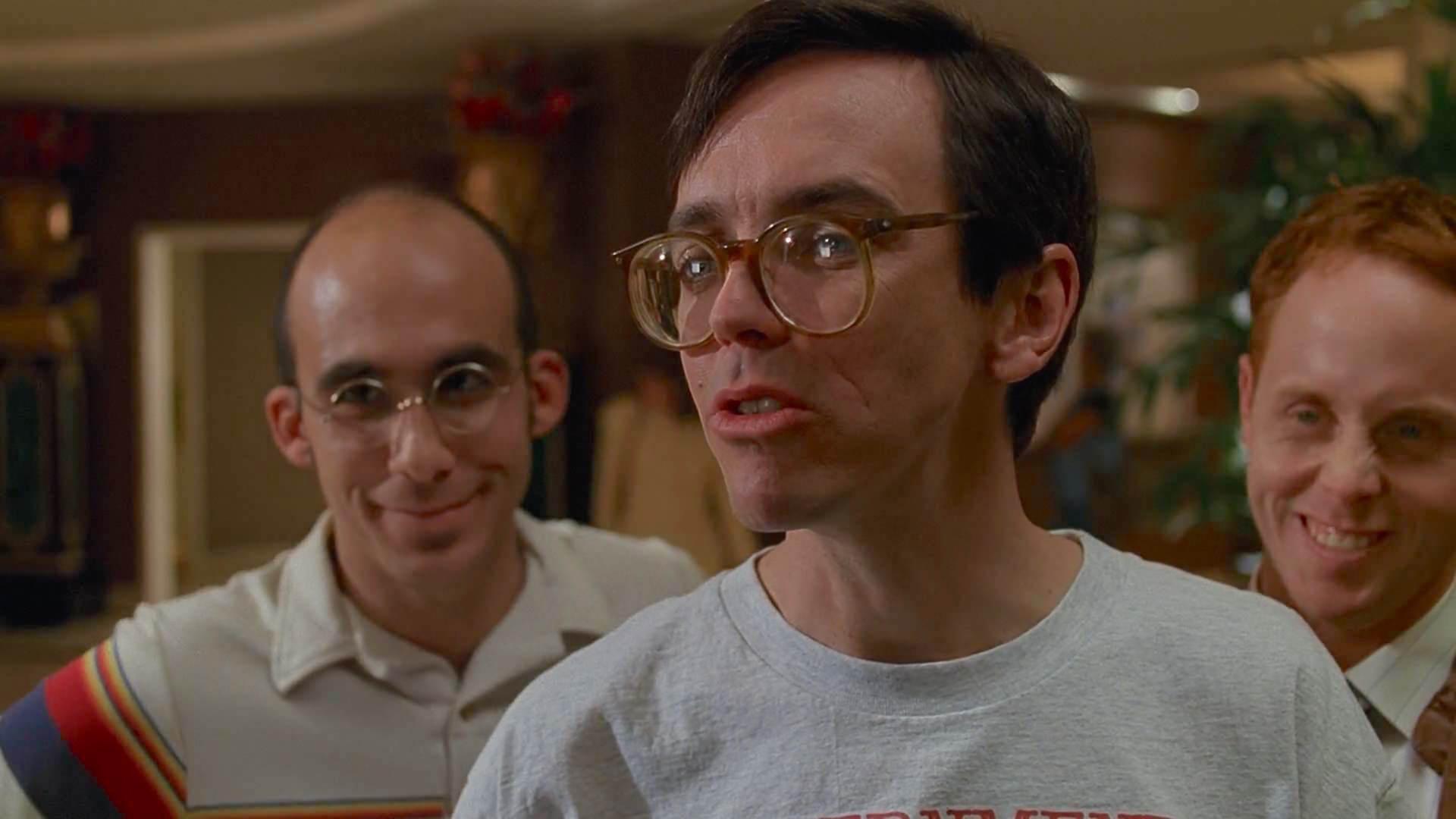 Jeff Bowser, Jim Fyfe, and Jason Felipe in The X Files (1993)