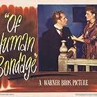 Paul Henreid and Eleanor Parker in Of Human Bondage (1946)