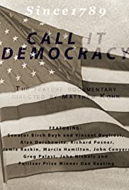 Call It Democracy Poster