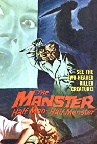 The Manster (1962) Poster - Movie Forum, Cast, Reviews
