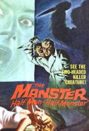 The Manster (1959) Poster - Movie Forum, Cast, Reviews