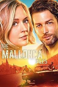 Elen Rhys and Julian Looman in The Mallorca Files (2019)