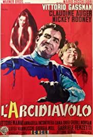 The Devil in Love (1966) Poster - Movie Forum, Cast, Reviews