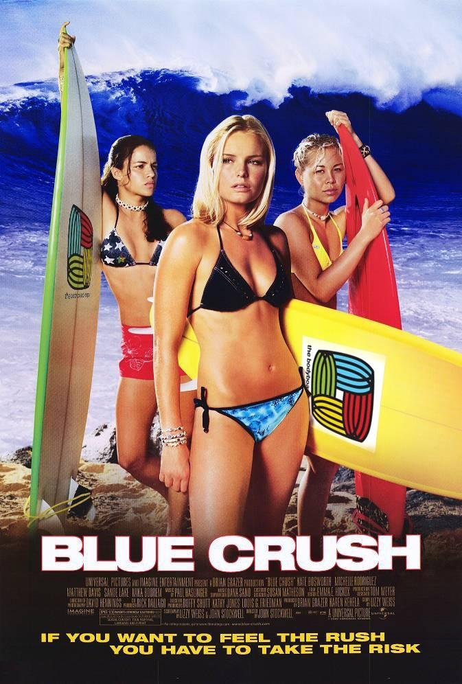 18+ Blue Crush 2002 English 400MB BluRay