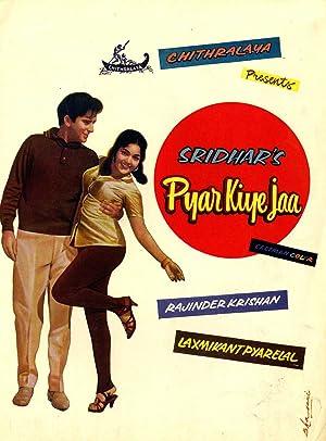 Pyar Kiye Jaa movie, song and  lyrics