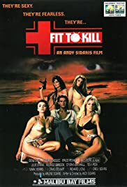 Fit to Kill (1993) Poster - Movie Forum, Cast, Reviews
