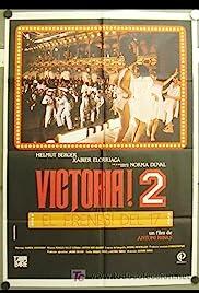 Victòria! 2: La disbauxa del 17 Poster