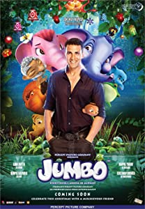 Dvd movies torrent download Jumbo by Shirish Kunder [Mp4]