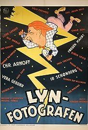 Lyn-fotografen Poster