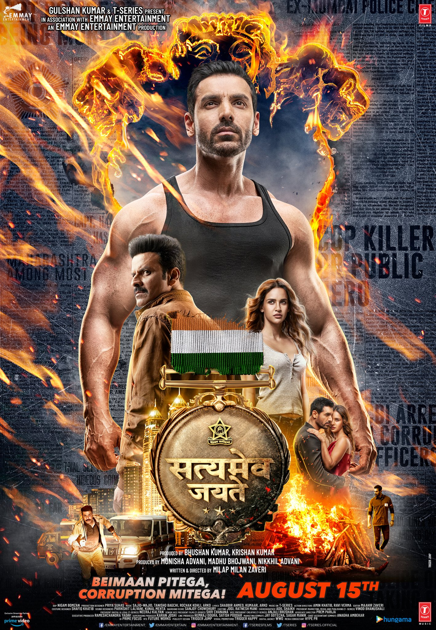 Satyameva Jayate 2018 Download Full Movie And Watch Online