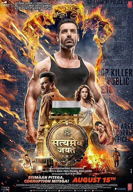 Satyameva Jayate (2018) Hindi HDRip 720P x264  1GB