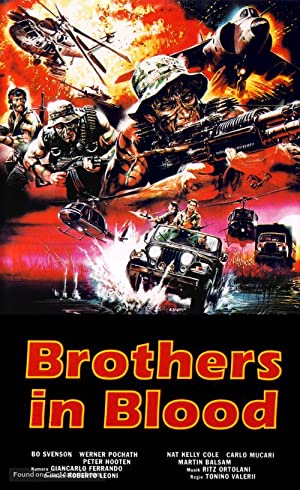 Where to stream Brothers in Blood