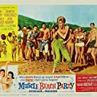 Candy Johnson in Muscle Beach Party (1964)