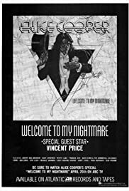 Alice Cooper: The Nightmare (1975) Poster - Movie Forum, Cast, Reviews