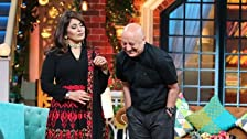 Anupam Kher & Esha Gupta