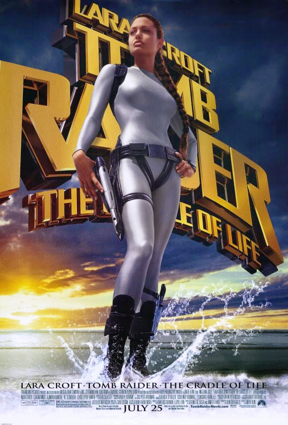 Lara Croft Tomb Raider The Cradle of Life (2003) Hindi Dual Audio 720p BluRay ESubs 800MB