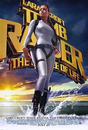 Lara Croft 2 Tomb Raider: The Cradle of Life (2003) ลาร่า ครอฟท์ ทูมเรเดอร์ กู้วิกฤตล่ากล่องปริศนา ภาค 2