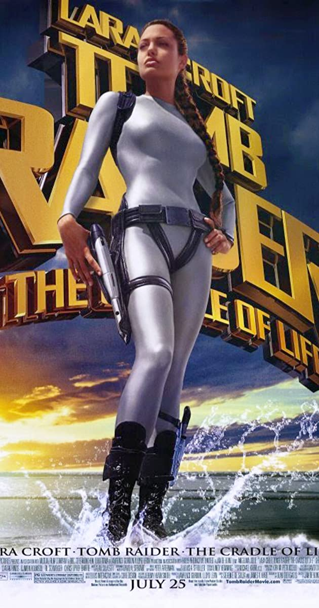 Lara Croft Tomb Raider The Cradle Of Life 2003