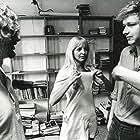 Steen Kaalø, Mette Knudsen, and Christian Braad Thomsen in Kære Irene (1971)