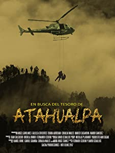 En busca del tesoro de Atahualpa