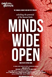 Minds Wide Open: unlocking the potential of the human brain Poster