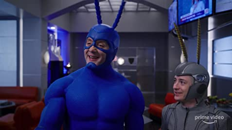 The Tick (TV Series 2017–2019) - IMDb