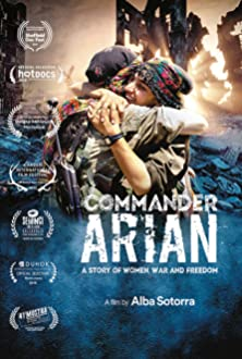 Commander Arian, a Story of Women, War and Freedom (2018)