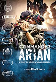 Commander Arian, a Story of Women, War and Freedom Poster