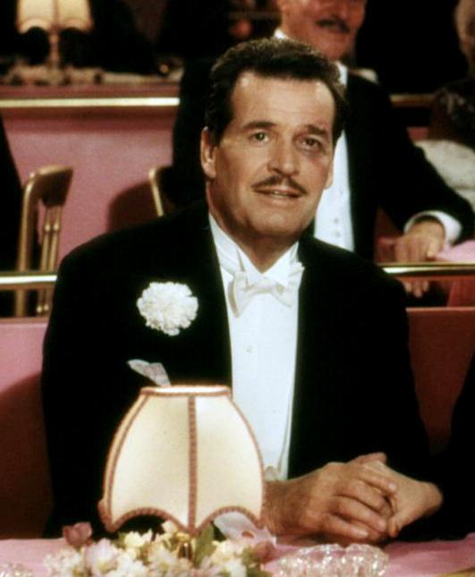 James Garner in Victor Victoria (1982)