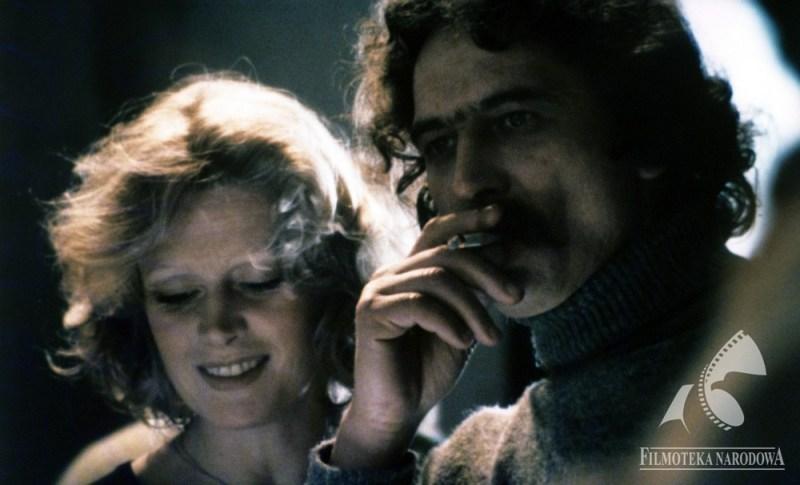Krzysztof Jasinski and Beata Tyszkiewicz in W obronie wlasnej (1982)